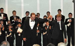 Foto Chorleiter Sweschnikow Chor
