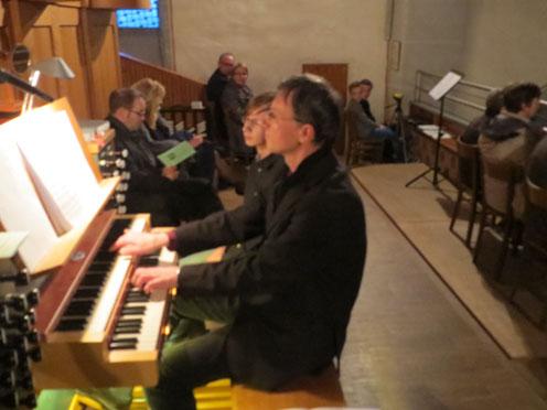 Dr. Hofmann, Orgel_2