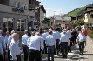 MGV's Geistinen mit Lülsdorf