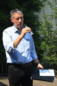 Chorleiter Pavel Brochin