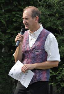 1. Vorsitzender Blasorchester Uckerath, Andreas Schmitz
