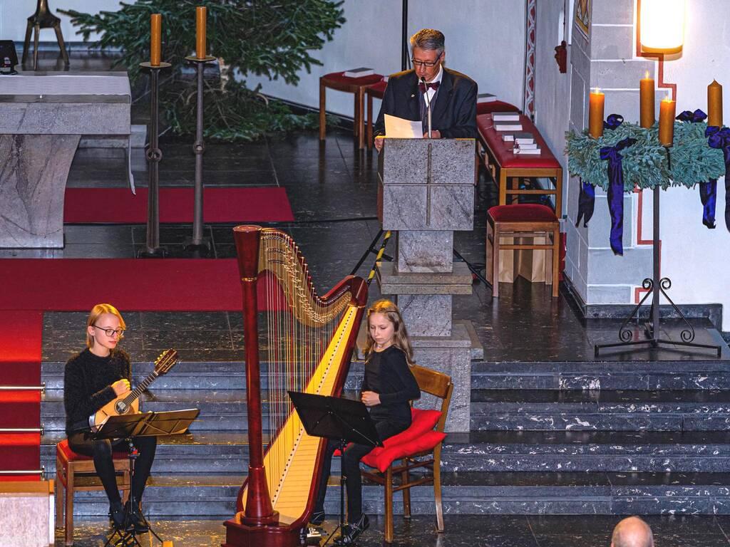 Markus Linten am Rednerpult