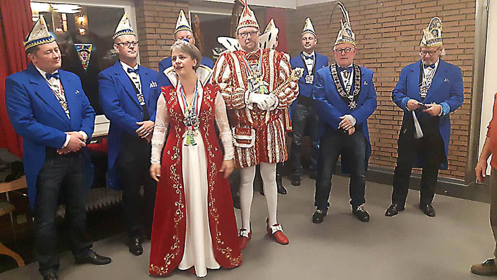 Ansprache der Prinzessin Susanne I